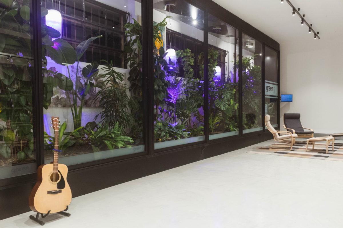 Fabbrica dell'Aria, Green Media Lab Milano